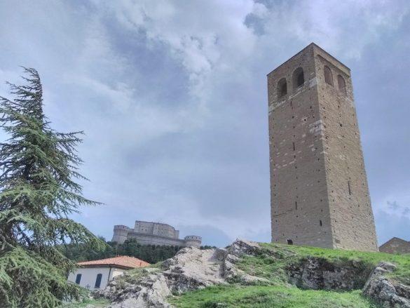 San Leo, Italië