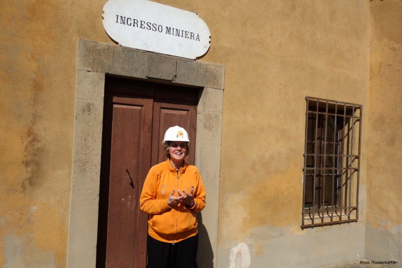 Bezoek een voormalige kopermijn in Montecatini Val di Cecina