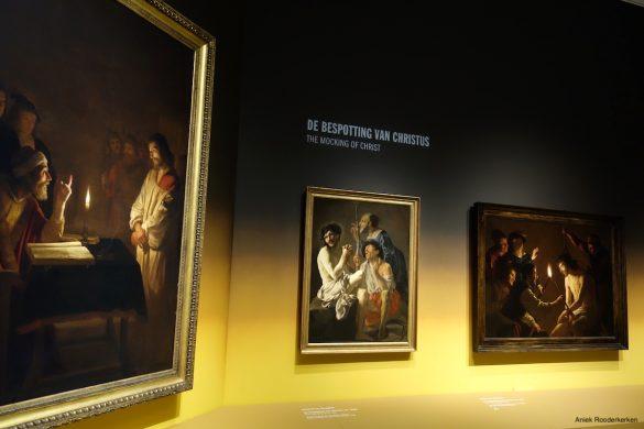 De Bespotting van Christus. Utrecht, Caravaggio en Europa, Centraal Museum Utrecht