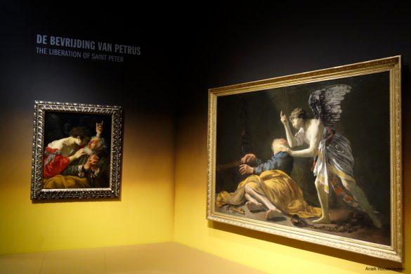 De bevrijding van Christus. Utrecht, Caravaggio en Europa, Centraal Museum Utrecht