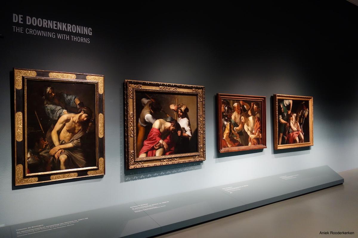 De doornenkroning. Utrecht, Caravaggio en Europa, Centraal Museum Utrecht