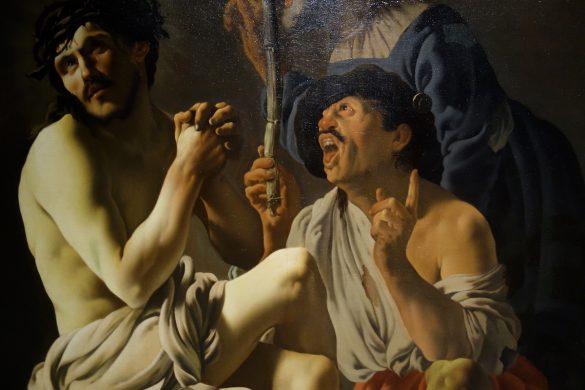 Utrecht, Caravaggio en Europa is te zien in het Centraal museum Utrecht van 16 december 2018 tot 24 maart 2019.