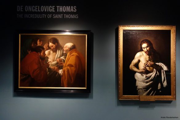 Ongelovige Thomas. Utrecht, Caravaggio en Europa, Centraal Museum Utrecht