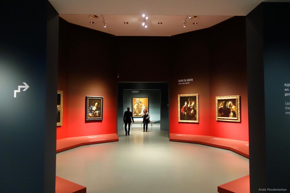 Utrecht, Caravaggio en Europa, Centraal Museum Utrecht