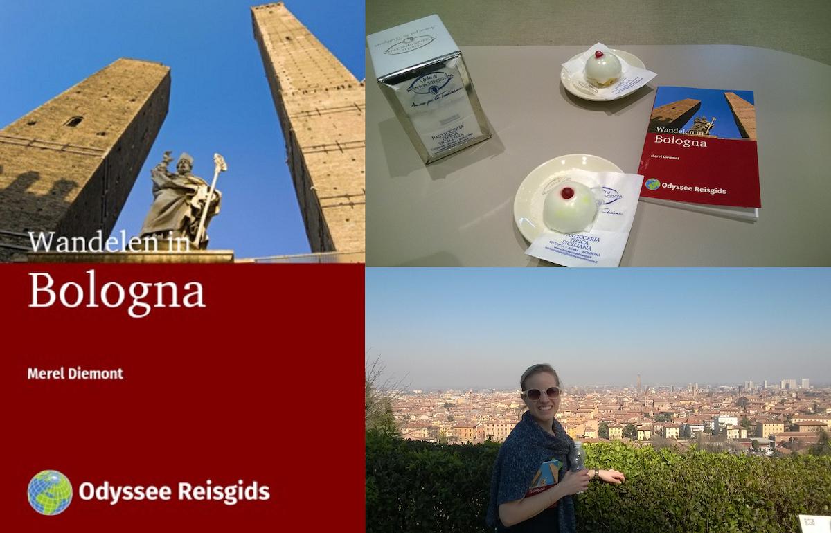 De reisgids Wandelen in Bologna