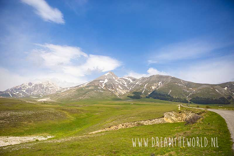 Abruzzo. Foto door dreamtheworld.nl