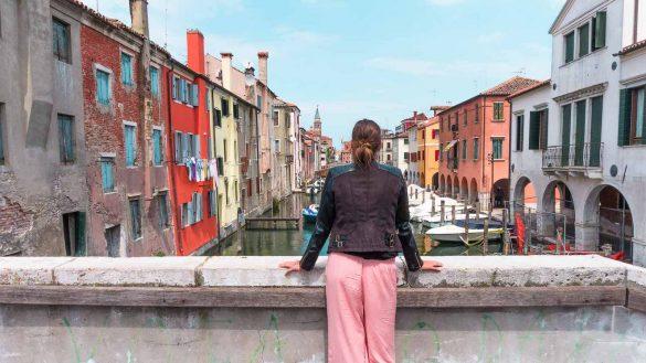 Chioggia ligt een klein uur ten zuiden van Venetië en is minstens zo mooi.