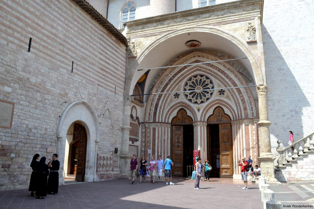 Assisi in Italië