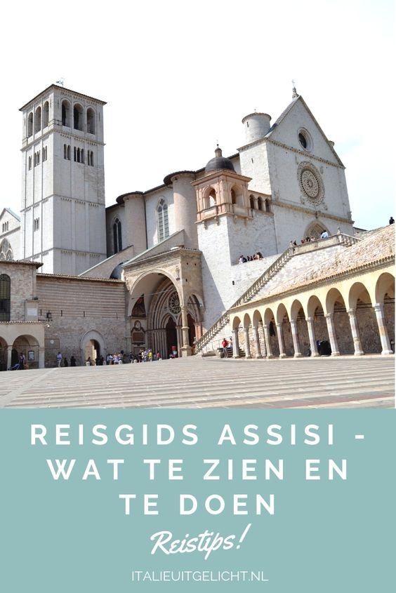 Reisblog Assisi