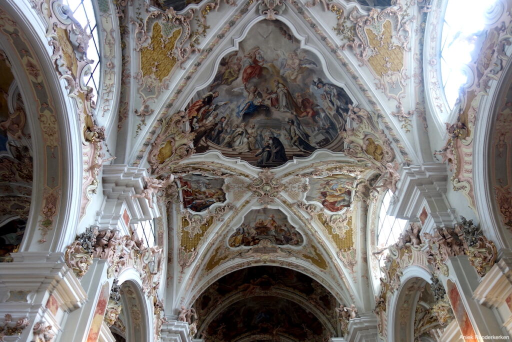 Abbazia di Novacella, het grootste kloostercomplex van Tirol
