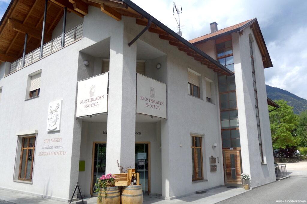 Klosterladen of Enoteca, de winkel van de abdij