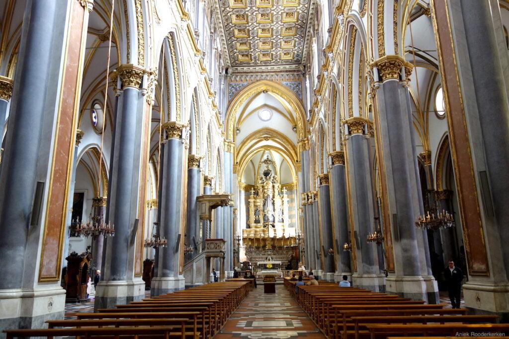 San Domenico Maggiore in Napels