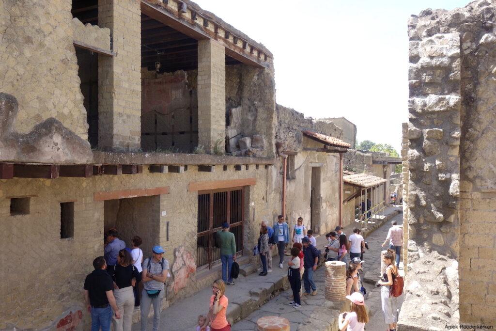 Herculaneum bezoeken vanaf Napels