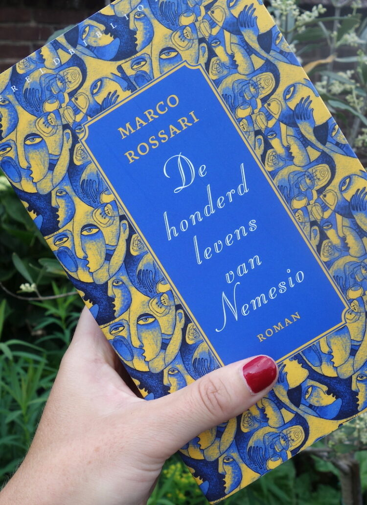 De honderd levens van Nemesio van Marco Rossari