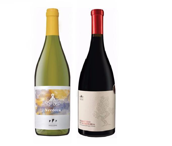 Wijnen uit Puglia van Villa Fattoria