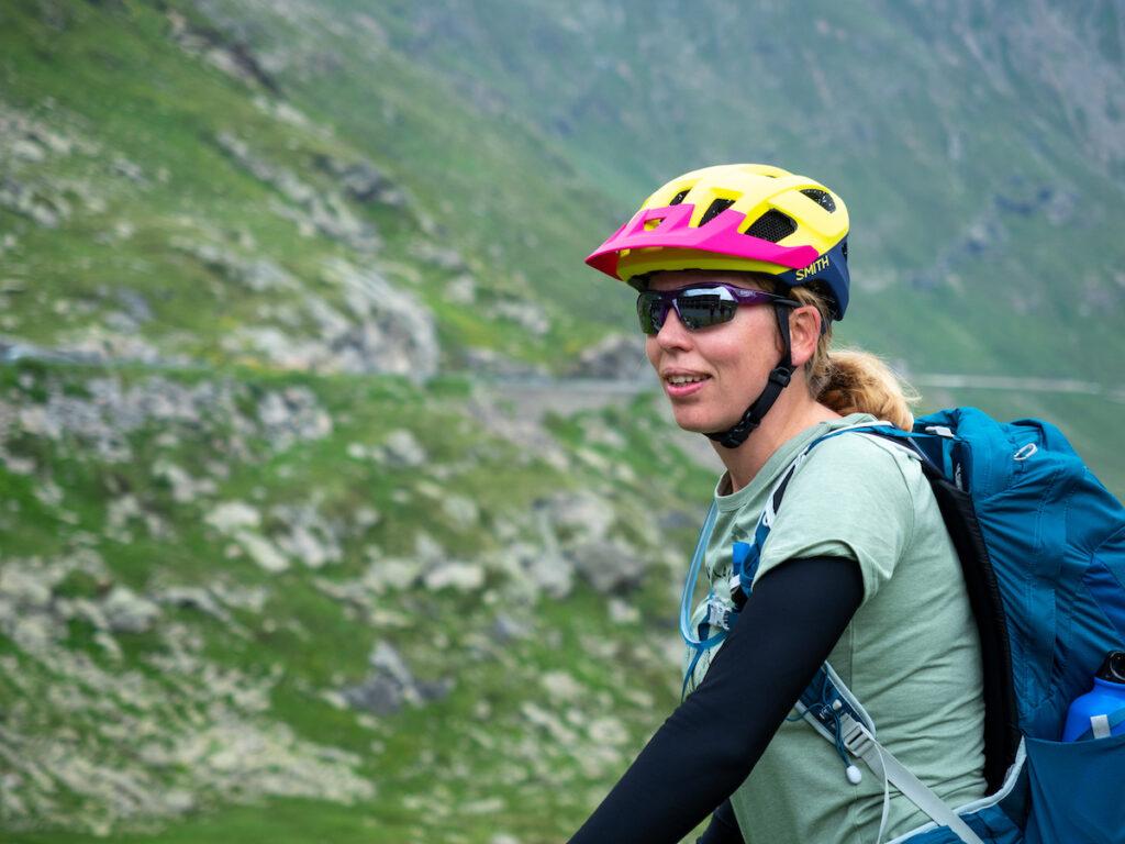 e-Mountainbiken in Livigno, foto Fabio Borga