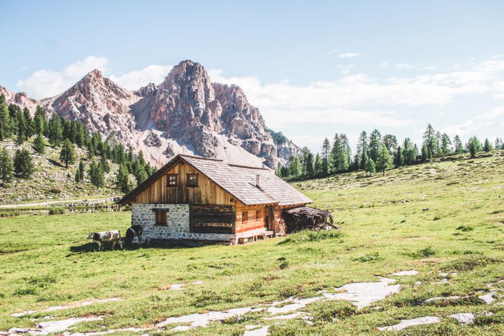 De Dolomieten. Foto door Stéphanie Versteeg, Expeditie Aardbol