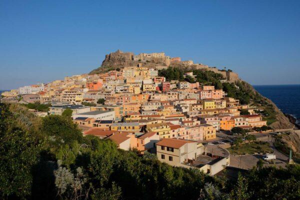 Castelsardo, foto door Gezin op Reis