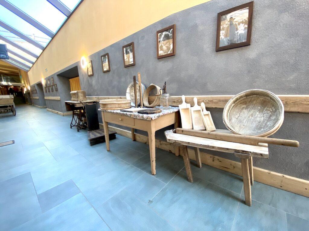 Latteria di Livigno in Italië