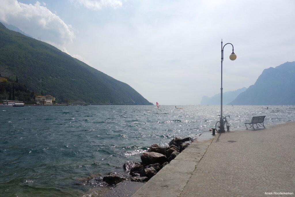 Torbole aan het Gardameer