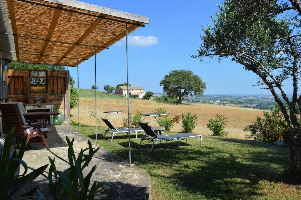b&b Casa dei Colli in Le Marche