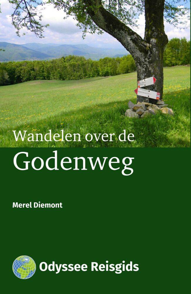 Wandelen over de Godenweg, Merel Diemont