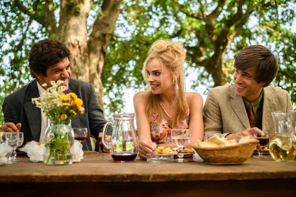 Een Italiaanse film over vriendschap, familie en het leven