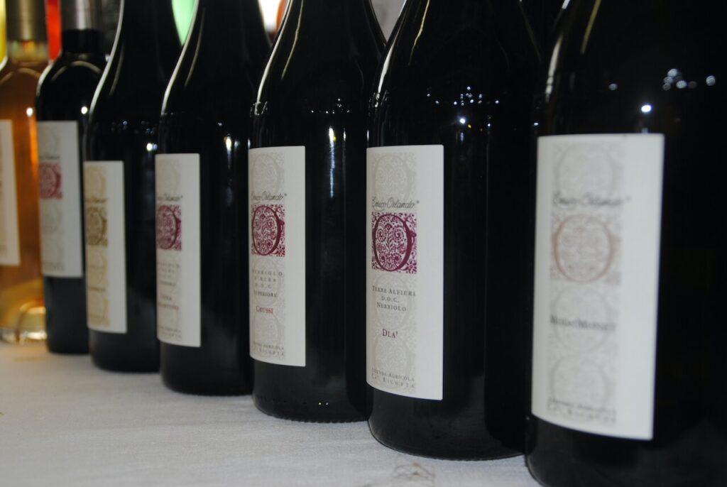 Wijnen uit Piemonte