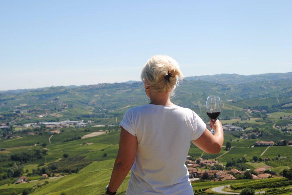 Xandra in Piemonte