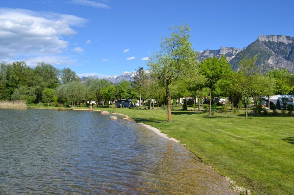 Campings in Noord-Italië