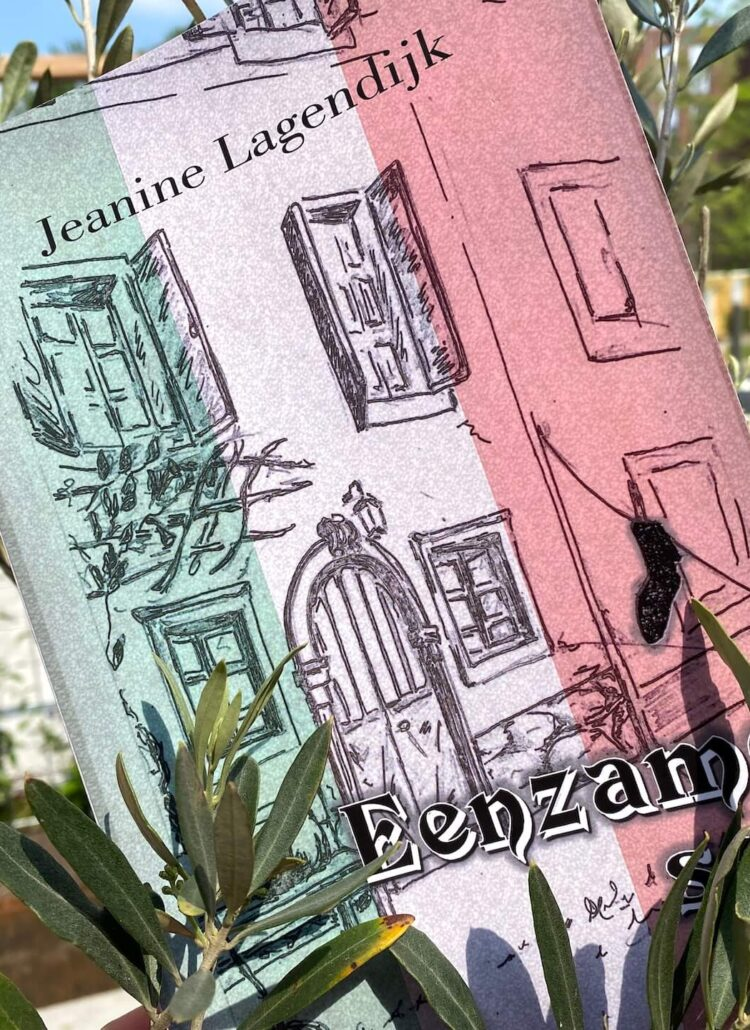 Eenzame sok, het debuut van Jeanine Lagendijk