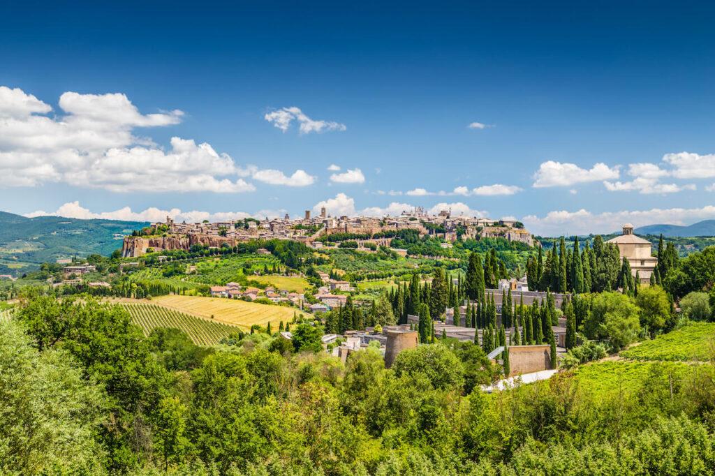 Orvieto in Umbrië