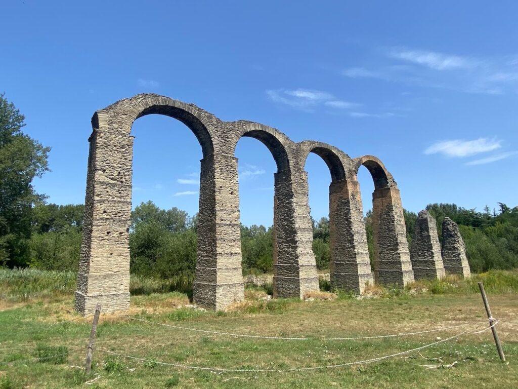 Romeins aquaduct Acqui Terme